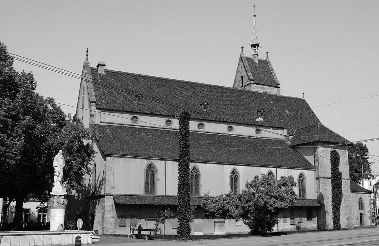 Theodorskirche Basel - Vineyard Basel - Gemeinde Kirche Freikirche